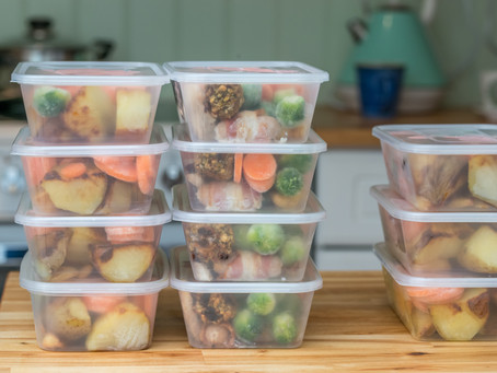 3 Ways to Save Time On Meal Planning & Prep