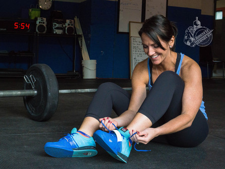 3 Shoe types for CrossFit Athletes