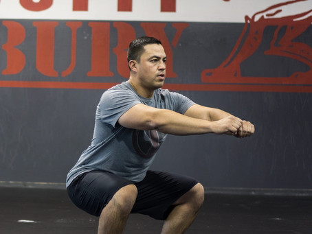 3 Tips to Help Improve Your Squat!
