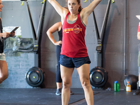 My CrossFit Story: Sarah Kapp