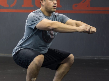 Do You Squat on Your Toes?  Here's The Fix