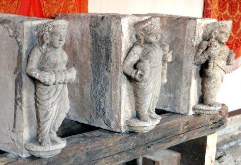 Tempelstatyer