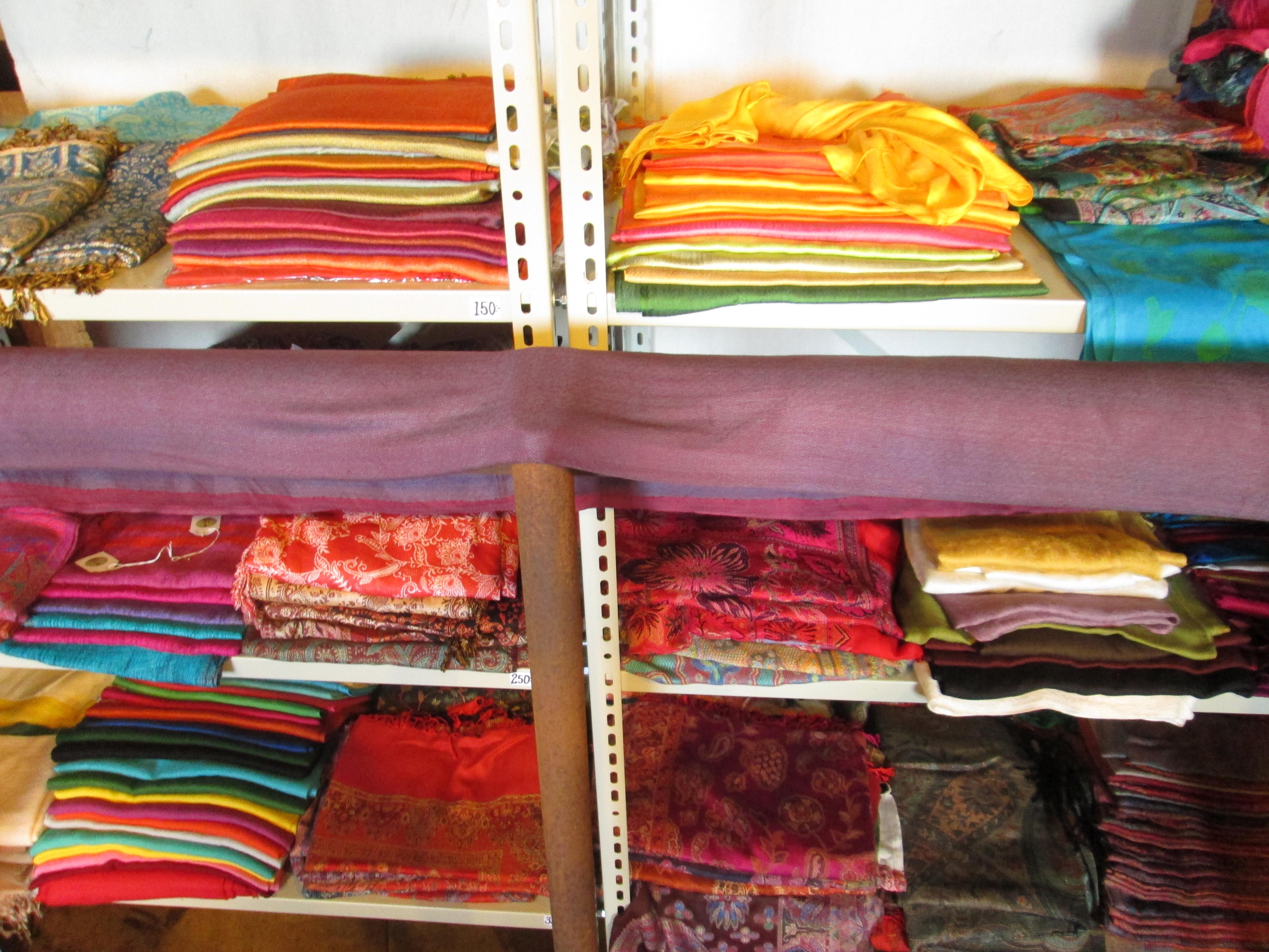 Orient textilier