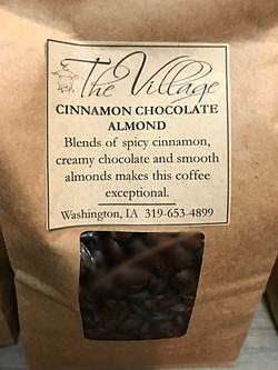 Cinnamon Chocolate Almond