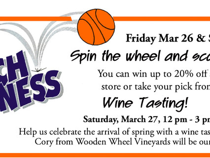 March Madness at The Village