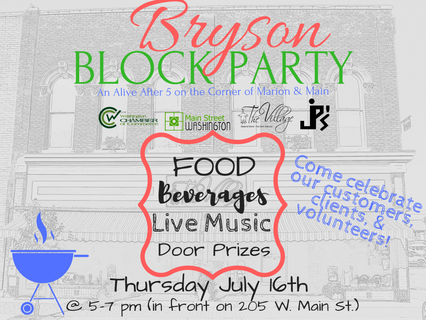 Bryson Block Party