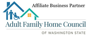 Proud to be an Adult Family Home Council Affiliate Business Partner!