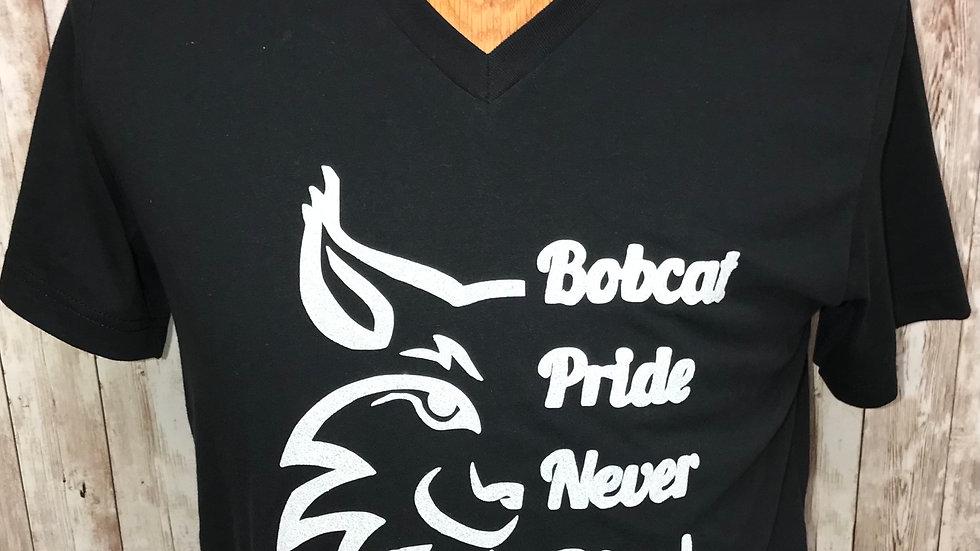 Bobcat Pride Never Dies  T-Shirt