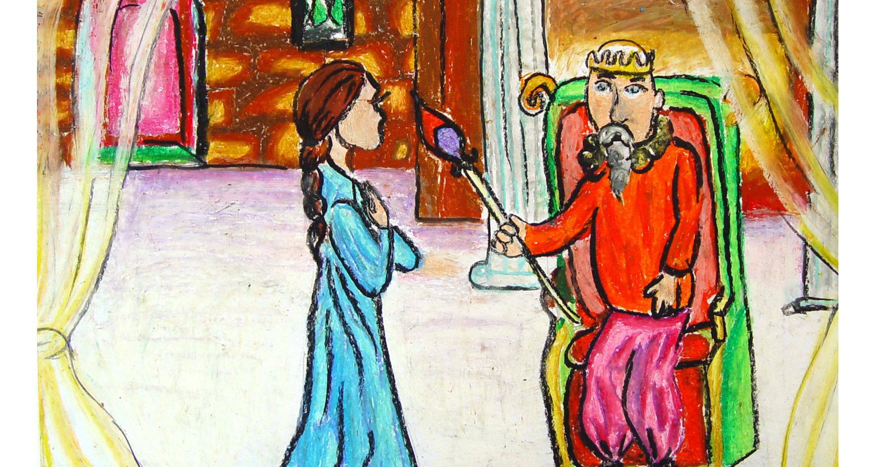 Esther obtains the King's favour