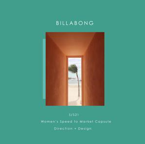 BILLABONG S/S21 CAPSULE