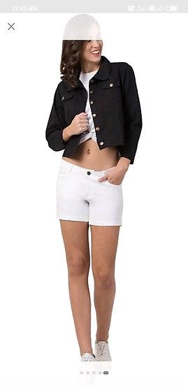 Comely Women Cotton Flex Jackets & Waistcoat