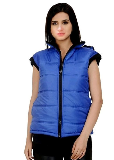 Comely Un-Sleeves Women's Jacket