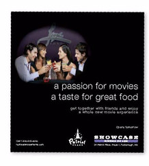 Showcase Cinemas Launch