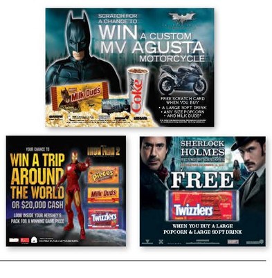 National Promotions - Hershey's
