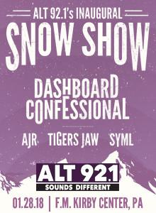 Snow Show Imaging - ALT 92.1
