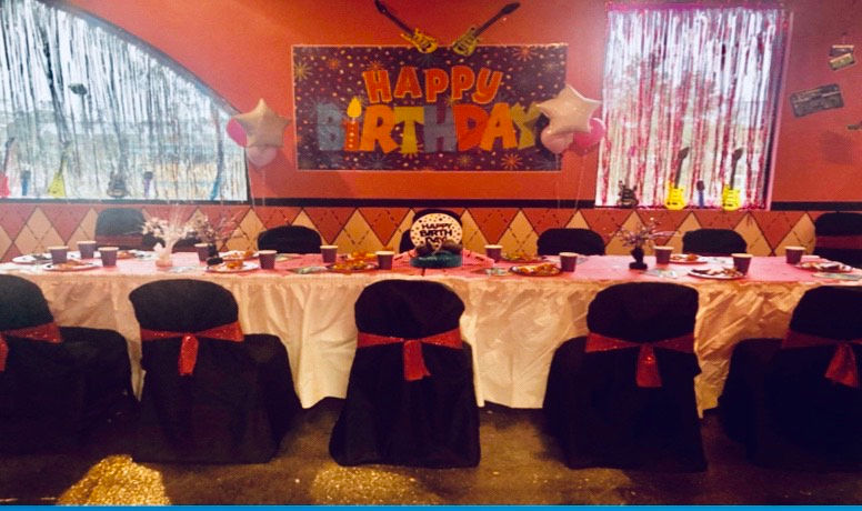 V.I.P. Party Package