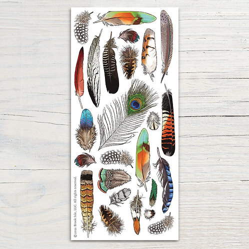 Feather's Collection Bookmark