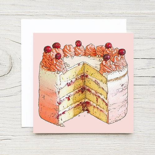 Cake Gift Card Set (10)