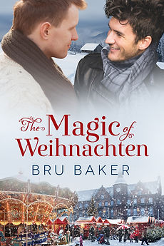The Magic of Weihnachten cover