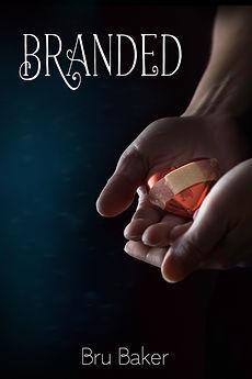 Branded cover