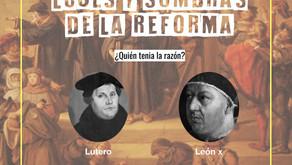 LUCES Y SOMBRAS DE LA REFORMA PROTESTANTE