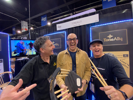 Success at NAMM 2020!