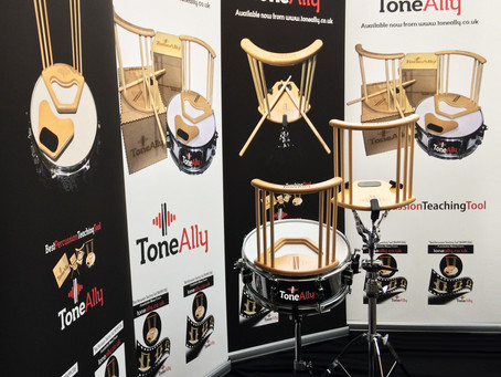 ToneAlly Sponsors Education Stage!