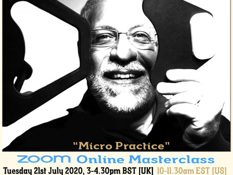 Online Masterclass ft Dom Famularo! Tuesday 21st July
