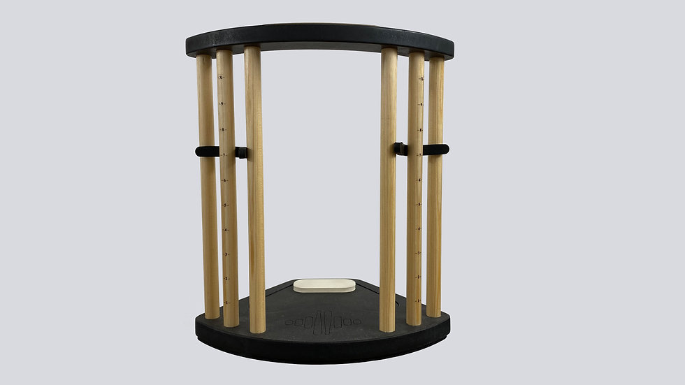 ToneAlly Practice Pad, Design 5 Delux +Silent Sticks Deal
