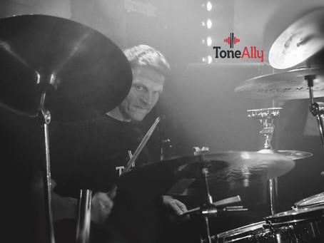 Drum Clinic with 'Tony McNally' and 'Tom Larthe De Langladure'