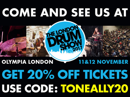 ToneAlly 20% off advance tickets!