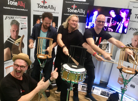 ToneAlly Top-Drawer @ Leipzig Musicpark 2019