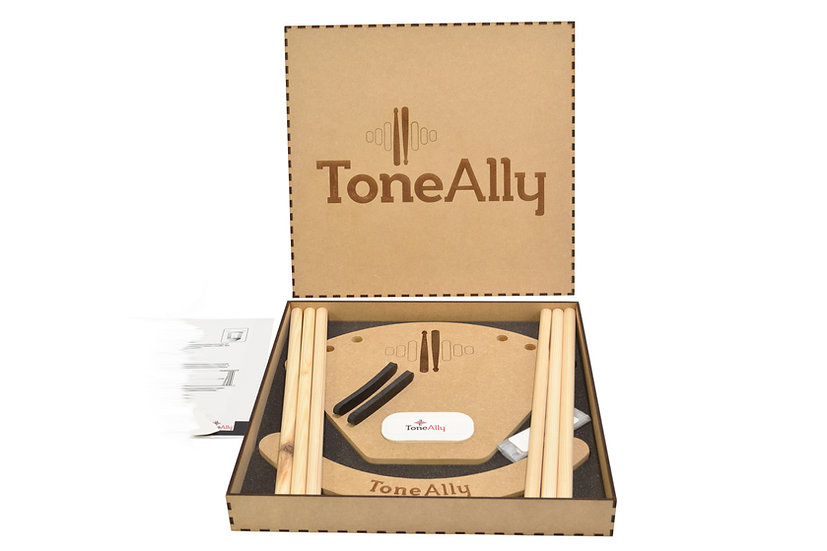 ToneAlly Design 1 Flat Pack +  Wooden Presentation Box