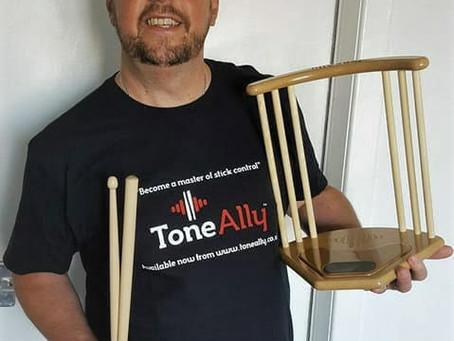 ToneAlly = Drummer's Best Friend!