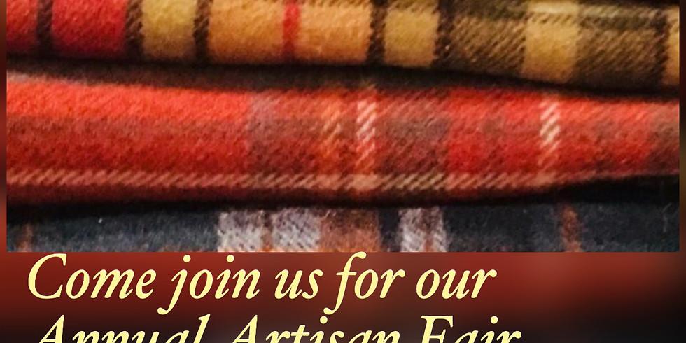 Annual Artisan Fair