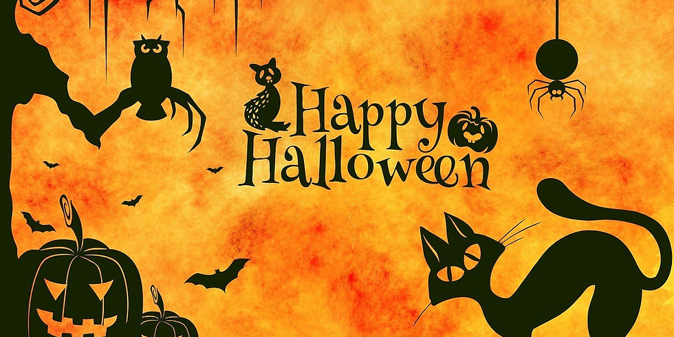 Halloween 25% Off Sale