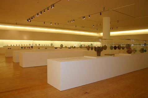 Museografia da Exposição Obras Primas Cerâmica Japonesa