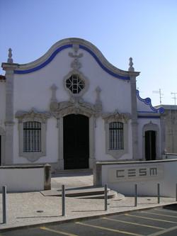 Recuperação Capela Espírito Santo Ma
