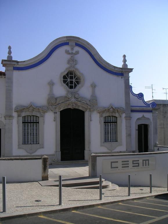 Capela Espírito Santo Mareantes