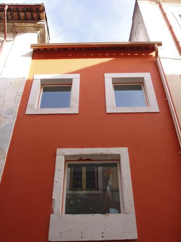Reabilitação de Edifício em Leiria