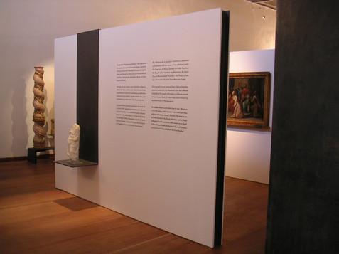 Projecto de Museografia da Capela Espírito Santo dos Mareantes
