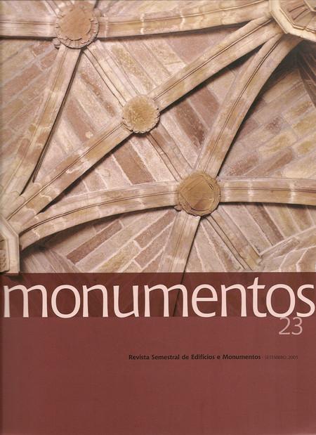Publicação Revista Monumentos 23