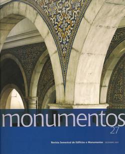 REVISTA MONUMENTOS 27