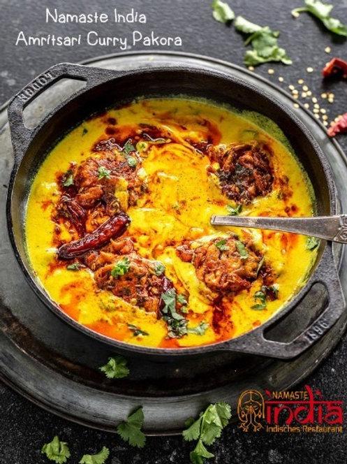Amritsari Curry Pakora
