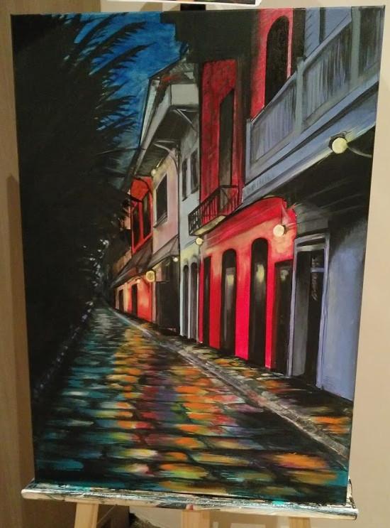 Promenade in Color