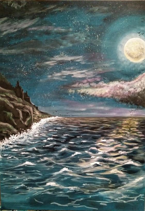 Mystery Moonlight