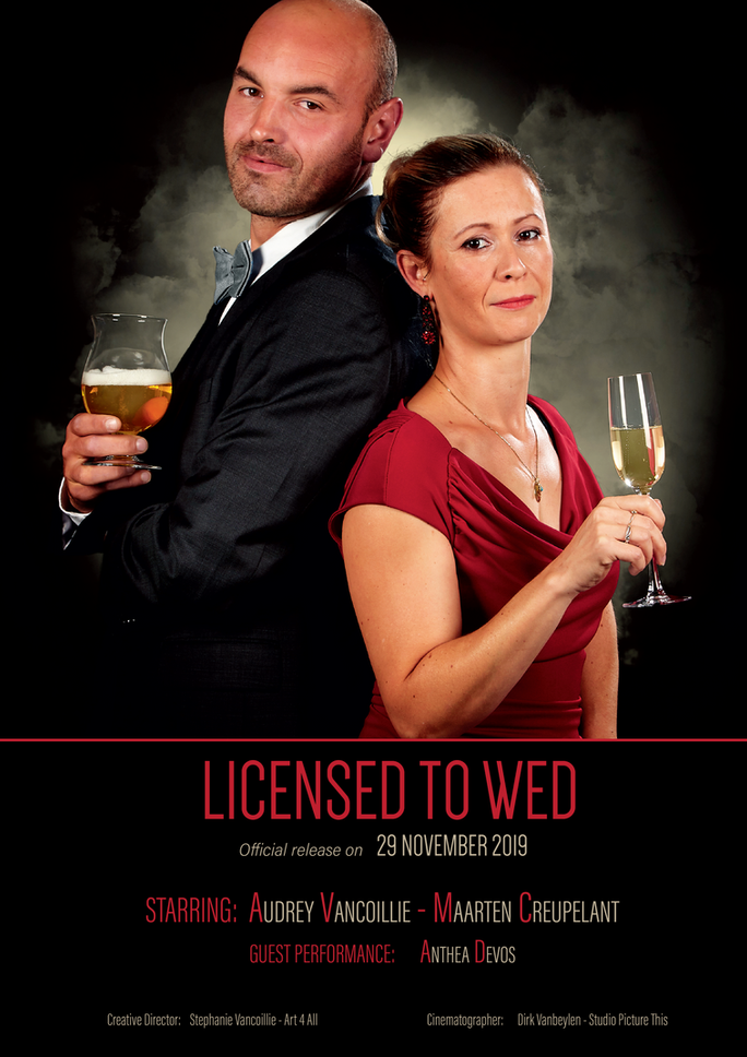 Licensed to Wed