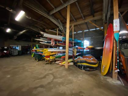 Bateaux de course en ligne, stand up paddle et rafts