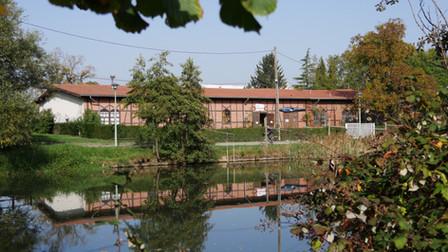 Le bâtiment dans son ensemble