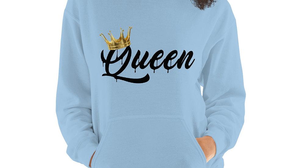 Crowned Queen Hoodie